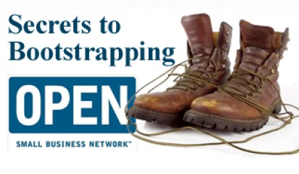 "OPENForum Interview ""Secrets to Bootstrapping"""