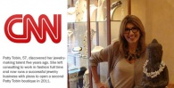 From business strategy to jewelry design, CNN talks with Patty Tobin