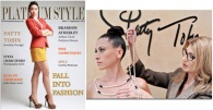 Platinum Style Falls Into Fashion With Patty Tobin