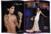 NEW YORK'S LEADING BRIDAL MAG FEATURES PATTY TOBIN PEARLS