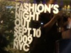 Fashion's Night Out with Patty Tobin