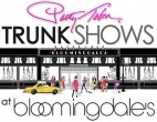 Patty Tobin Trunk Shows at Bloomingdale's